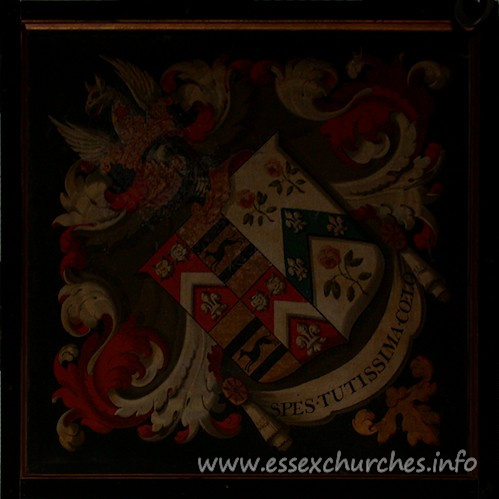 Re-squared hatchment image.
