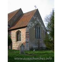 All Saints, Cressing Church