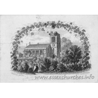 St Thomas of Canterbury, Brentwood Church - St Thomas church, as built, 1835-1839.