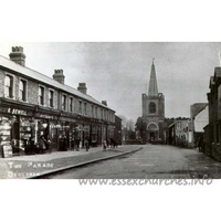 St Peter & St Paul, Dagenham Church - Church Street, Dagenham, c.1905