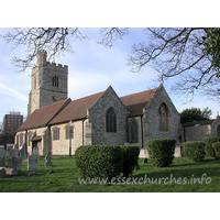St Clement, Leigh-on-Sea Church - For Mum & Dad.