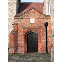 St Clement, Leigh-on-Sea Church - My parents have a wedding photo taken just outside this lovely 
