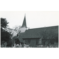 Holy Trinity, Southchurch Church - Dated 1966. One of a series of photos purchased on ebay. Photographer unknown.