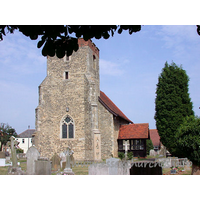 St Andrew, South Shoebury Church