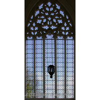 St Mary the Virgin, Tilty Church - This window was restored to it's former glory some years ago. 