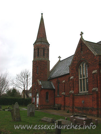 St Thomas, Noak Hill Church