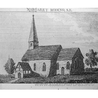St Margaret, Margaret Roding Church - Supplied by Linda Lees.