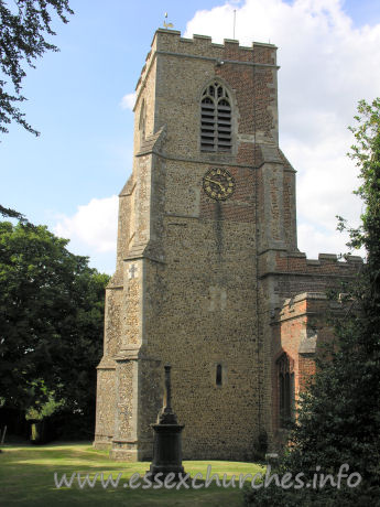 St Mary, Steeple Bumpstead Church