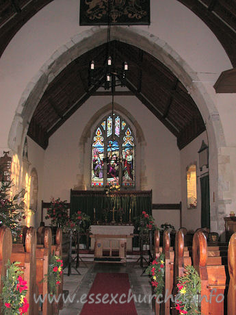 St Peter, Paglesham Church