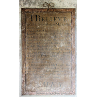 St Mary, Mundon Church - 