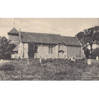St Mary, Mundon Church - Spaldings Postcards - 1948