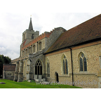 St Mary the Virgin, Stebbing Church
