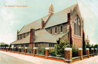 St Clement, Ilford Church - 