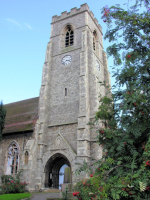 All Saints, Walton-on-the-Naze Church