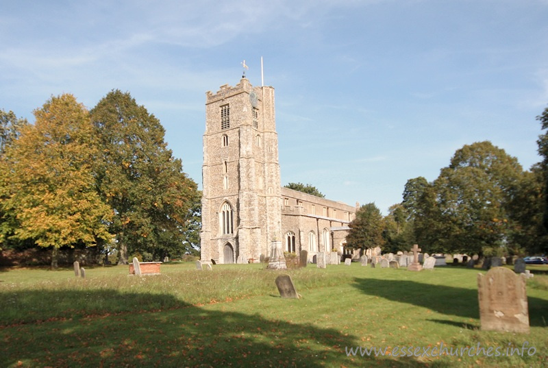 St Mary, Hatfield Broadoak Church