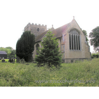 St Peter & St Thomas, Stambourne