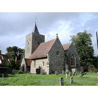 St Katharine, Little Bardfield Church - Many thanks to Ann Abbott for supplying this image.