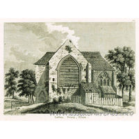 (Augustinian), Latton Priory Church