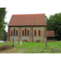 St Mary the Virgin (New Church), West Bergholt 2