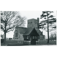 St Barnabas, Great Tey Church - Dated 1968. One of a series of photos purchased on ebay. Photographer unknown.