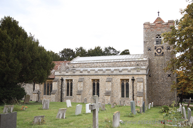 St Mary the Virgin, Sheering Church